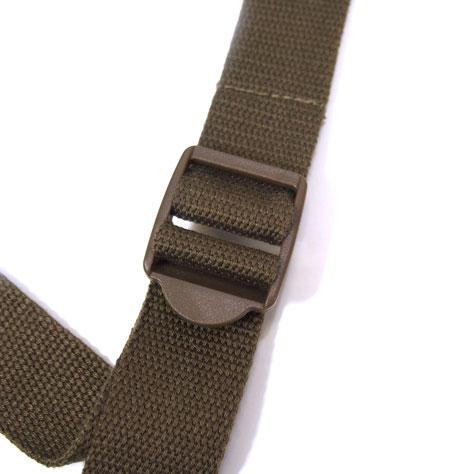ベルトは長さが調整できます。 <肩紐の長さ>最長:88cm 最短:54cm